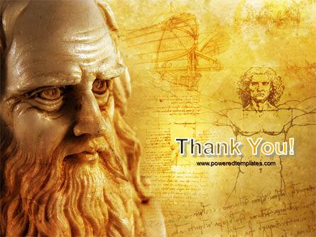 Leonardo Da Vinci PowerPoint Template Slide 20