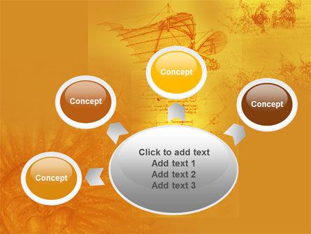 Leonardo Da Vinci PowerPoint Template Slide 7