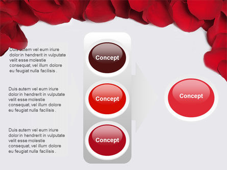 Hearts Theme PowerPoint Template Slide 11