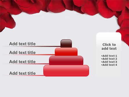 Hearts Theme PowerPoint Template Slide 8