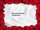 Holiday/Special Occasion: Hearts Theme PowerPoint Template #04520