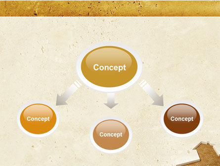 Dwelling Problem PowerPoint Template, Slide 4, 04523, Construction — PoweredTemplate.com