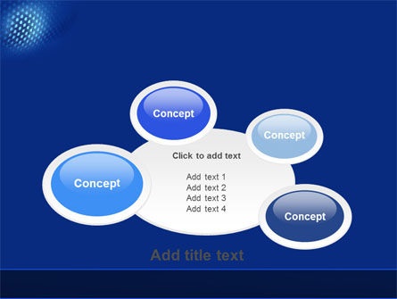 Blue Grate PowerPoint Template Slide 16