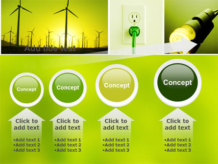 Alternative Energy PowerPoint Template Slide 13