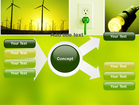 Alternative Energy PowerPoint Template Slide 14