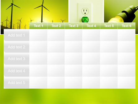 Alternative Energy PowerPoint Template Slide 15