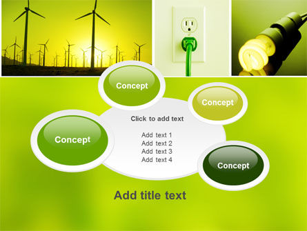 Alternative Energy PowerPoint Template Slide 16