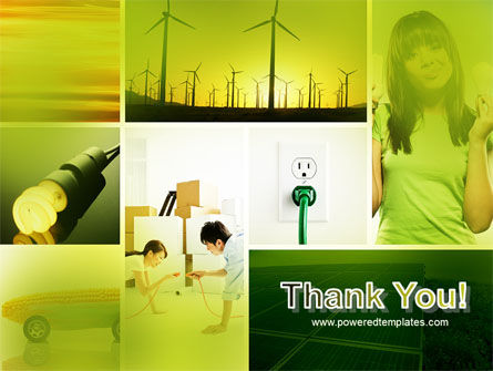 Alternative Energy PowerPoint Template Slide 20