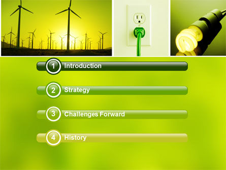 Alternative Energy PowerPoint Template Slide 3