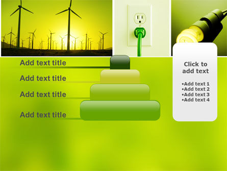 Alternative Energy PowerPoint Template Slide 8