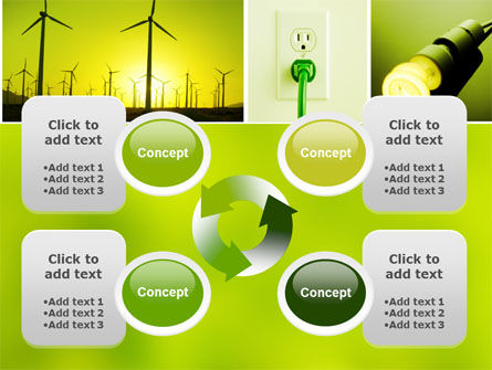 Alternative Energy PowerPoint Template Slide 9