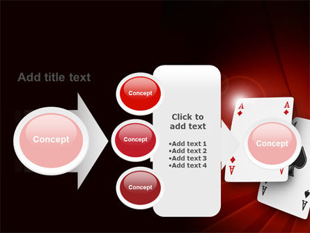Aces PowerPoint Template Slide 17