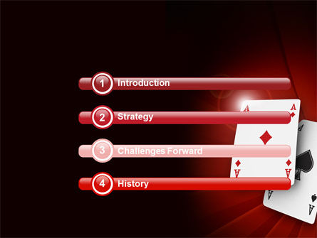 Aces PowerPoint Template, Slide 3, 04536, Careers/Industry — PoweredTemplate.com