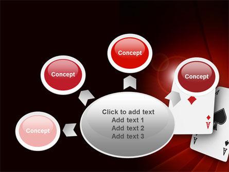Aces PowerPoint Template Slide 7