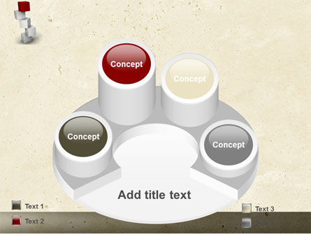 Red Brick PowerPoint Template Slide 12