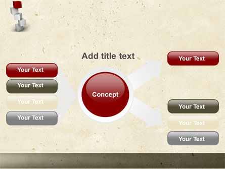 Red Brick PowerPoint Template Slide 14