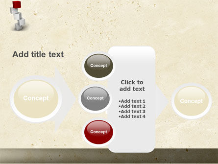 Red Brick PowerPoint Template Slide 17