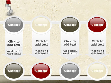 Red Brick PowerPoint Template Slide 18