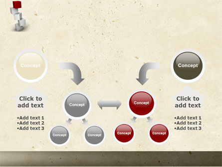 Red Brick PowerPoint Template Slide 19
