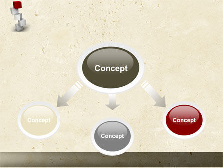 Red Brick PowerPoint Template, Slide 4, 04541, Consulting — PoweredTemplate.com