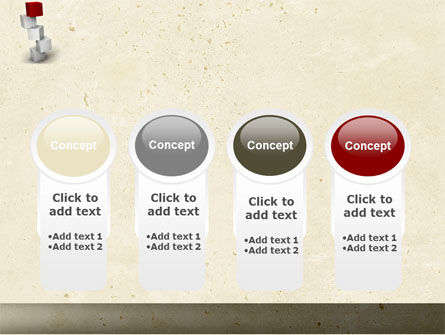 Red Brick PowerPoint Template Slide 5