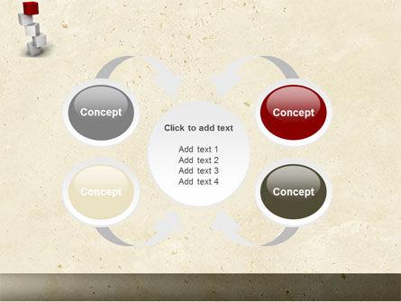 Red Brick PowerPoint Template Slide 6