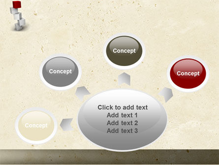 Red Brick PowerPoint Template Slide 7