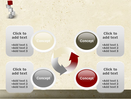 Red Brick PowerPoint Template Slide 9