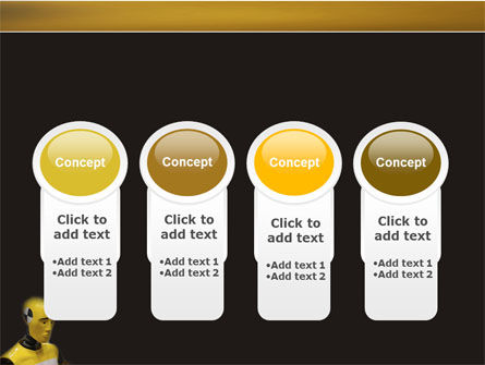 Dummy PowerPoint Template Slide 5