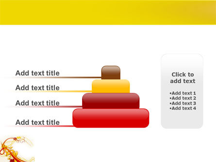 Abstract Graphic Design PowerPoint Template Slide 8