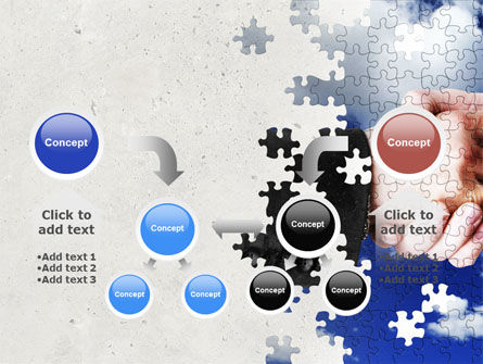 Puzzle Of Partnership PowerPoint Template Slide 19