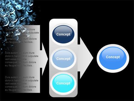 Water Drops PowerPoint Template Slide 11