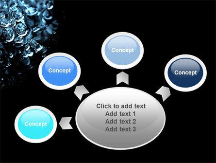 Water Drops PowerPoint Template Slide 7