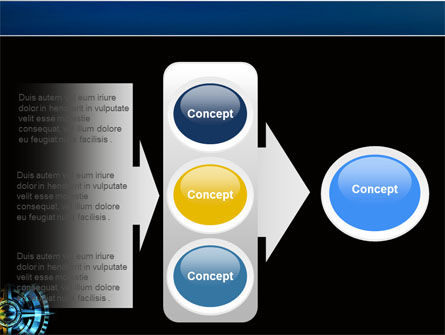 Course PowerPoint Template Slide 11
