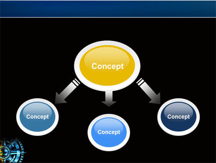 Course PowerPoint Template, Slide 4, 04557, Consulting — PoweredTemplate.com