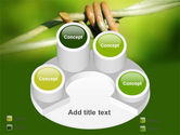 Spiny Wire PowerPoint Template#12