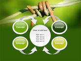 Spiny Wire PowerPoint Template#6