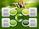 Spiny Wire PowerPoint Template#9