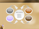 Butterfly In Your Hands PowerPoint Template#6