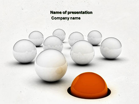 Business Concepts: Multiple Choice PowerPoint Template #04578