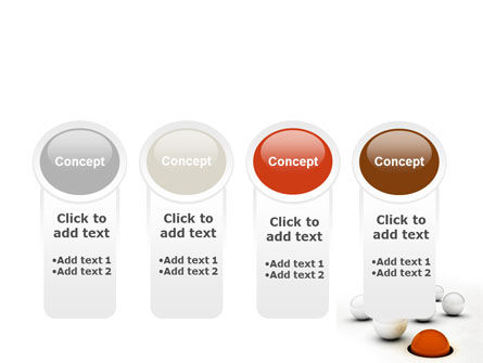 Multiple Choice PowerPoint Template Slide 5