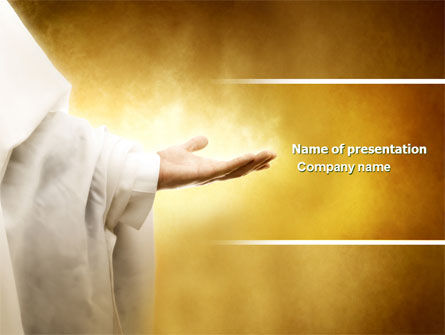 St Family Religion PowerPoint Template, 04579, Religious/Spiritual — PoweredTemplate.com