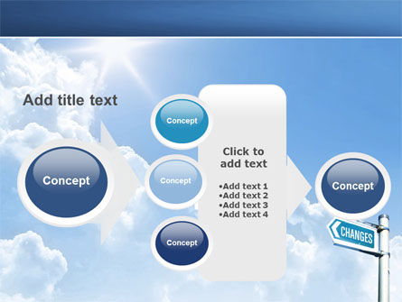 Changes PowerPoint Template Slide 17