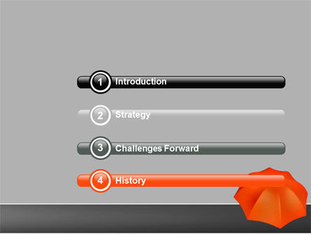 Distinguished PowerPoint Template Slide 3