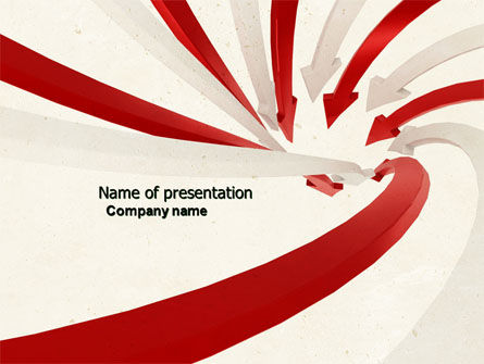 Consulting: Vortex PowerPoint Template #04585