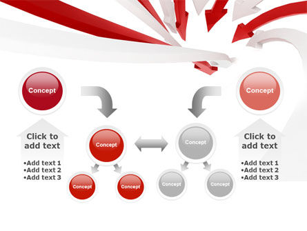 Vortex PowerPoint Template Slide 19