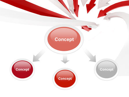 Vortex PowerPoint Template Slide 4