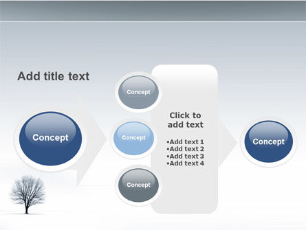 White Spaces PowerPoint Template Slide 17