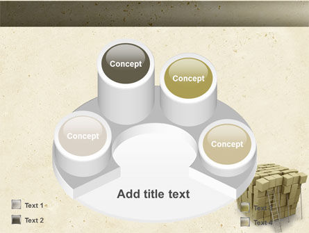 Boxes PowerPoint Template Slide 12