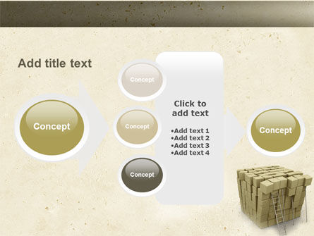 Boxes PowerPoint Template Slide 17